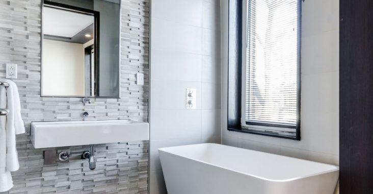 Maling af badekar kan forøge værdien af din bolig